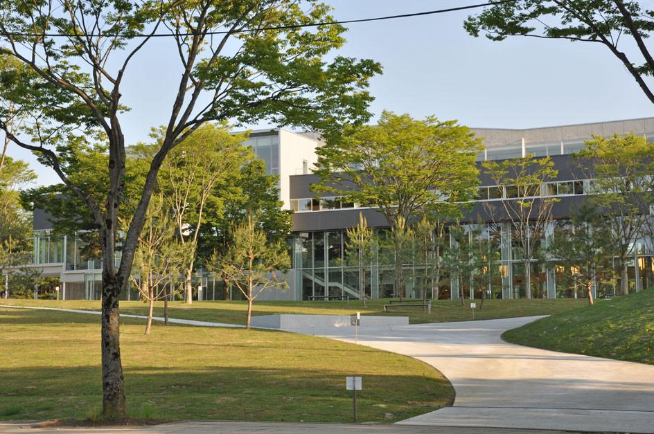 東北大学青葉山東キャンパスセンタースクエア « PLACEMEDIA